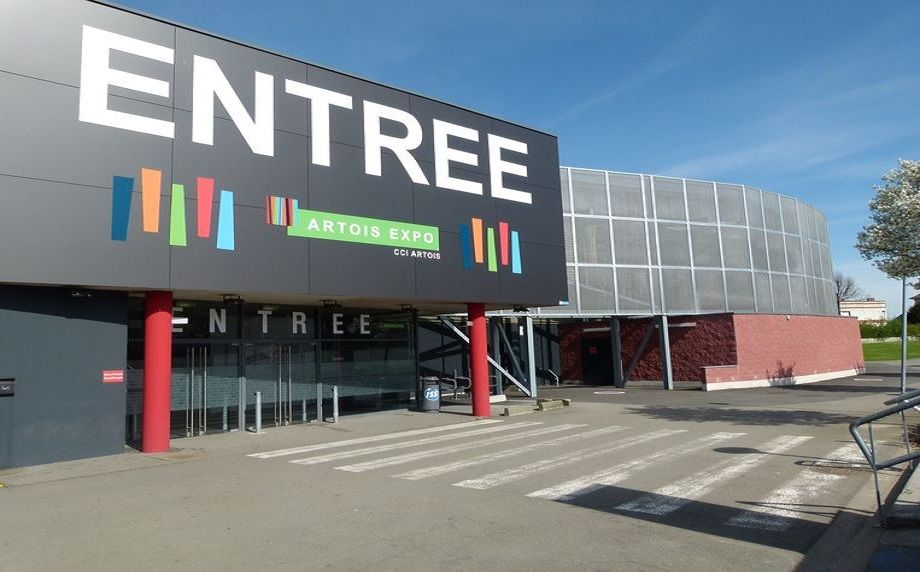 Entrée Artois Expo